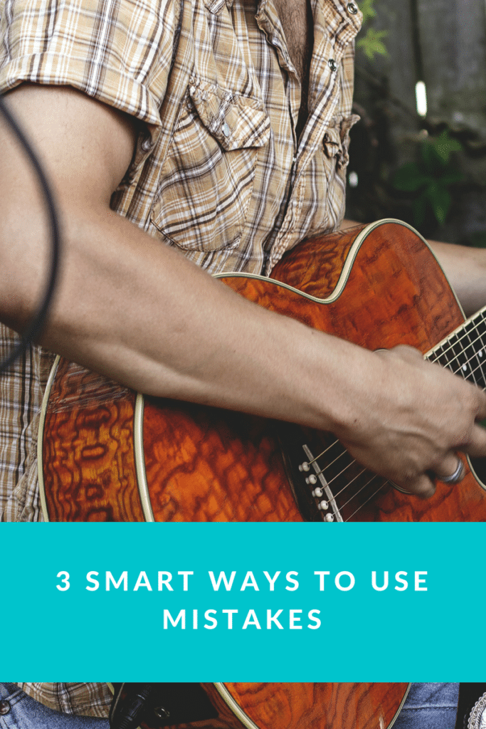 Use These Three Mistakes To Smarten Up Your Playing!