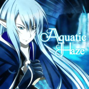 Aquatic Haze Logo