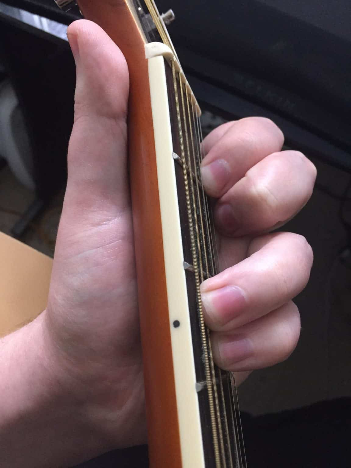 guitar fingering 2