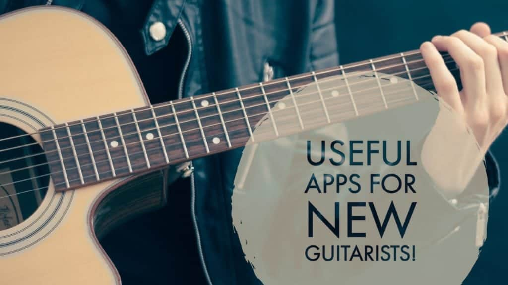 Useful Apps for Guitarists