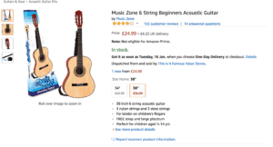 Guitar for Parents to Practice
